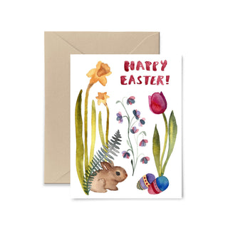 Happy Easter Greeting Card Greeting Card Little Truths Studio