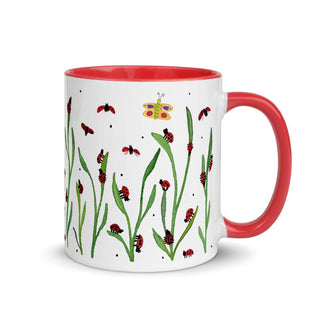 Ladybug Mug mug Little Truths Studio
