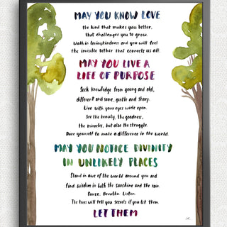 My Wish For You Art Print Art Prints Little Truths Studio