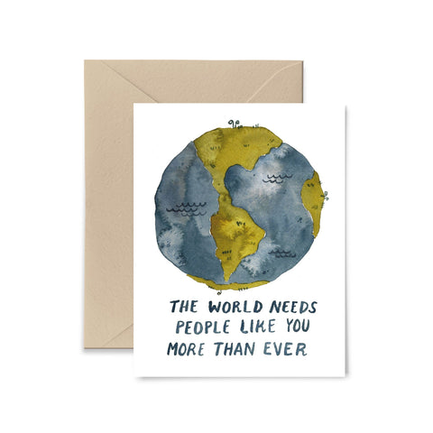 People Like You Greeting Card Greeting Card Little Truths Studio