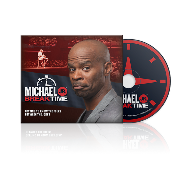 Michael Jr.'s Breaktime CD