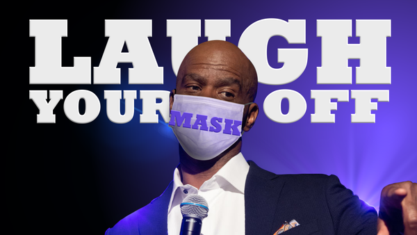 "Michael Jr. to Host Interactive Virtual Comedy Tour ""Laugh Your Mask Off"""