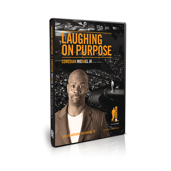 Laughing On Purpose — DVD