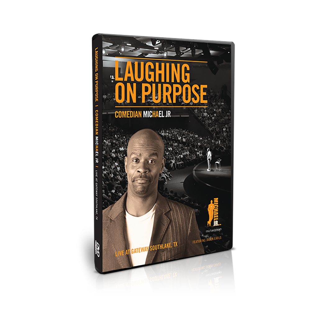 Laughing On Purpose — Digital Download