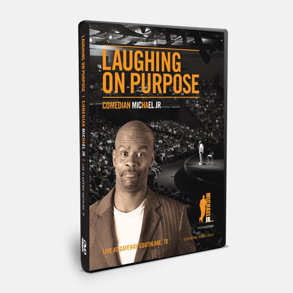 Laughing On Purpose — DVD + Digital Download