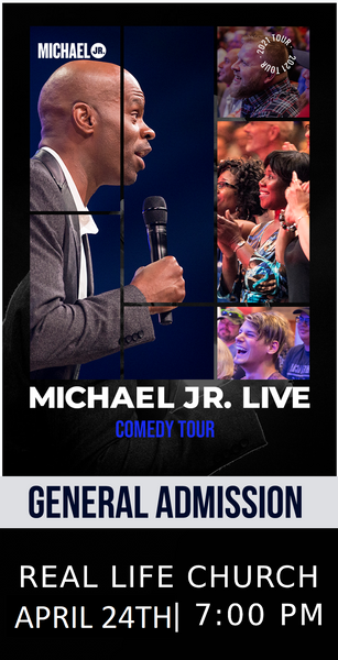 Michael Jr. Live @ Austin, TX – Michael Jr. Live Tour April 24TH