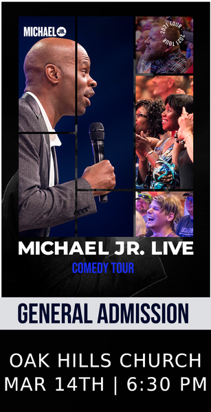 Michael Jr. Live @ San Antonio, TX -- Michael Jr. Live Tour March 14th