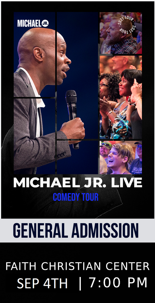 Michael Jr. Live @ Seekonk, MA -- Michael Jr. Live Tour Sep 4th