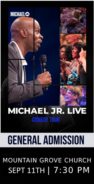 Michael Jr. Live @ Granite Falls -- Michael Jr. Live Tour Sept 11th