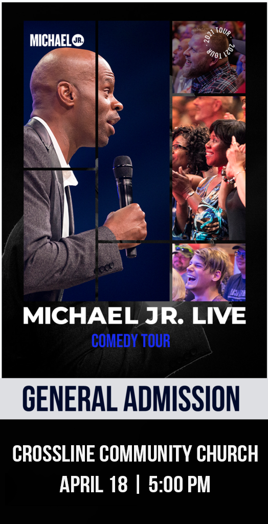Michael Jr. Live @ Laguna Hills, CA -- Michael Jr. Live Comedy Tour April 18th