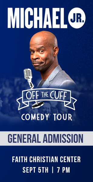 Michael Jr. Live @ Seekonk, MA -- Michael Jr. Off the Cuff Comedy Tour Sept 5th