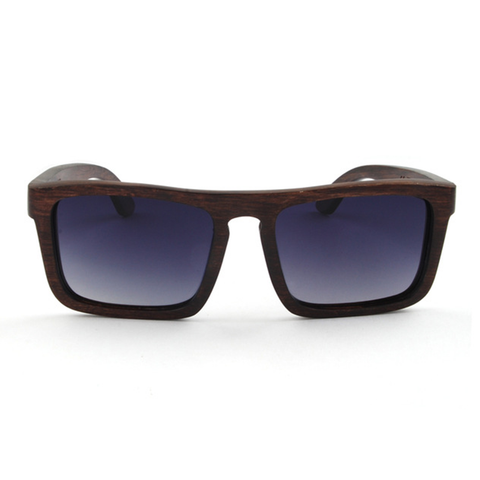 Pacific Beach Brazilian Rosewood Sunglasses Bramwell
