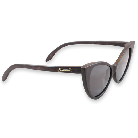 Wind & Sea Duwood Cat Eye Sunglasses Right