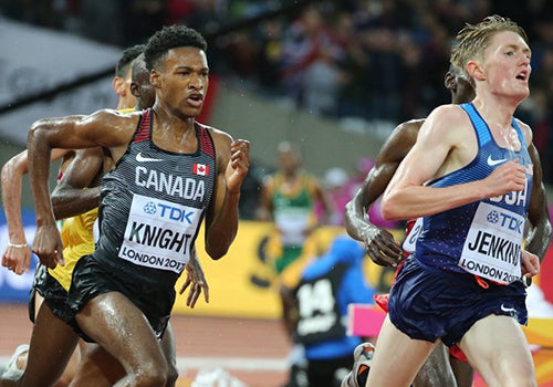 Athlete Spotlight: Justyn Knight