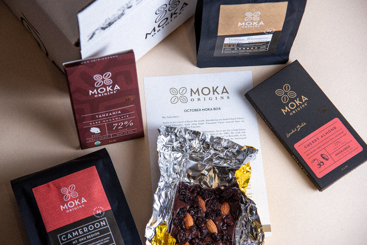 #Moka Box - October 2020