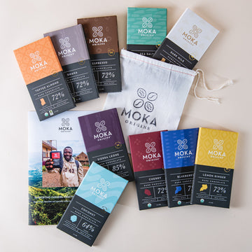 10 Bar Collection Bundle Moka Origins