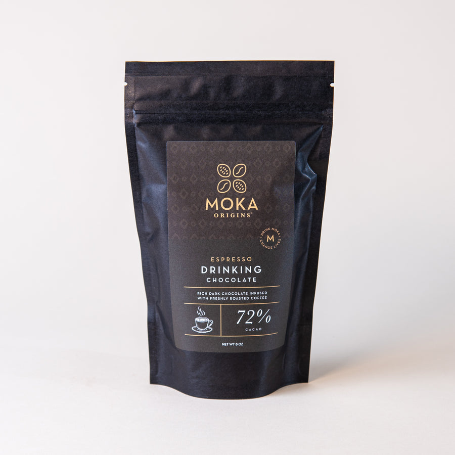 Drinking Chocolate - Espresso Drinking Chocolate Moka Origins