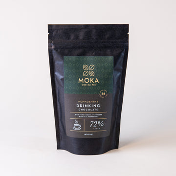 Drinking Chocolate - Peppermint Drinking Chocolate Moka Origins