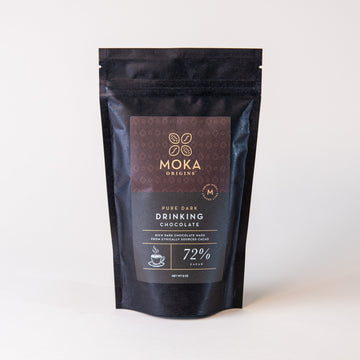 Drinking Chocolate - Pure Dark Drinking Chocolate Moka Origins