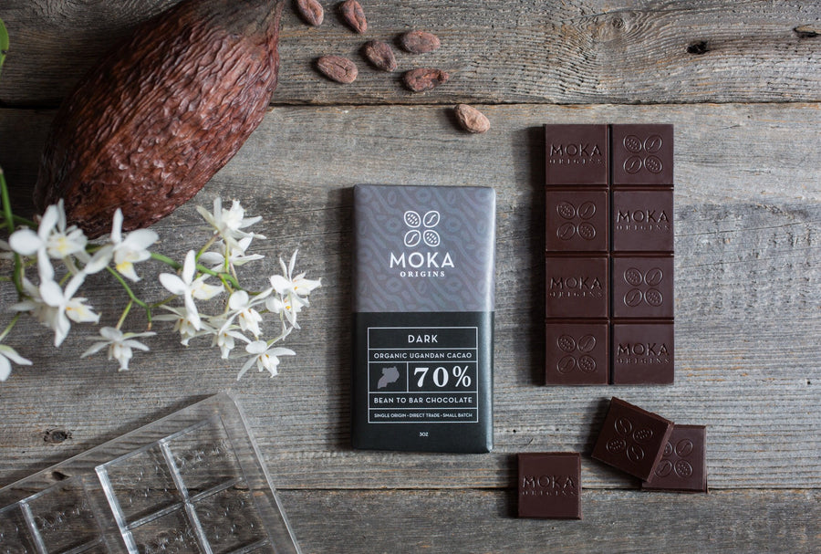 Brazil 72% Dark Chocolate