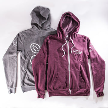 Mission Fleece Full-Zip Hoodie Merchandise Moka Origins