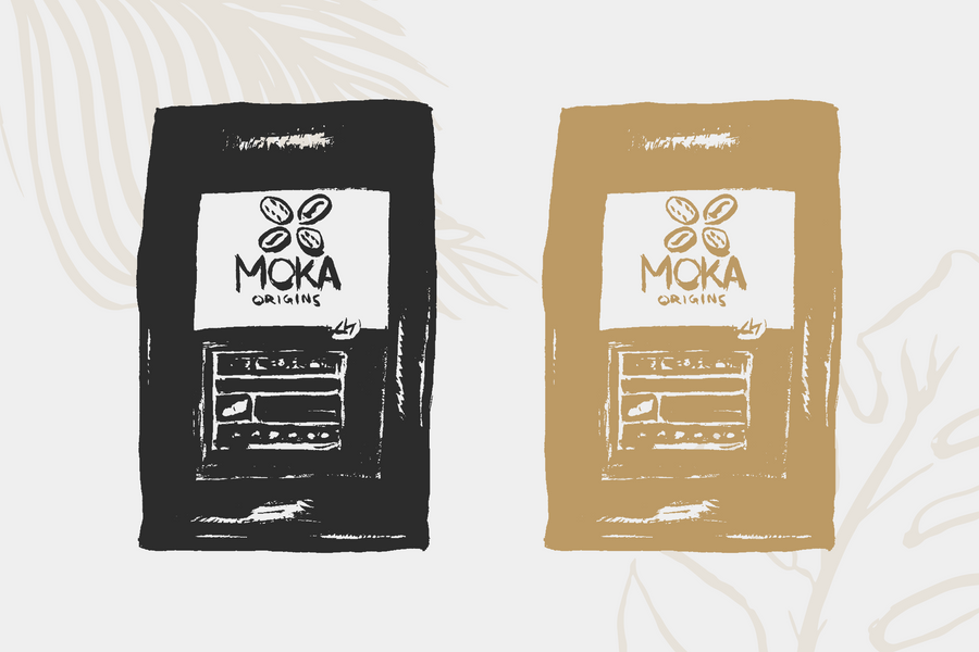 Coffee - 2 Bags Monthly