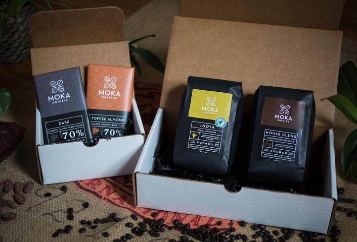 Moka Box Coffee and Chocolate Subscription