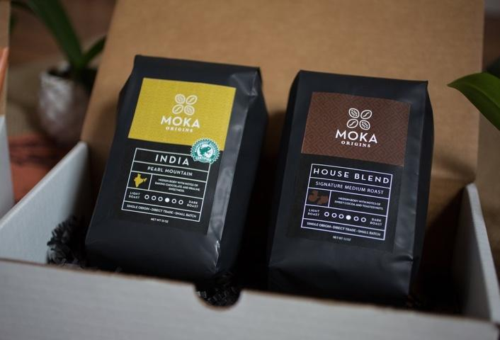 Moka Box Coffee Subscription