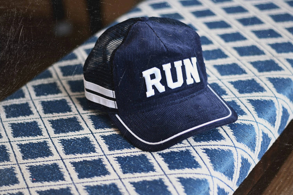 RUN Corduroy Hat