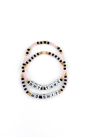 Live Easy, Run Hard Bracelet