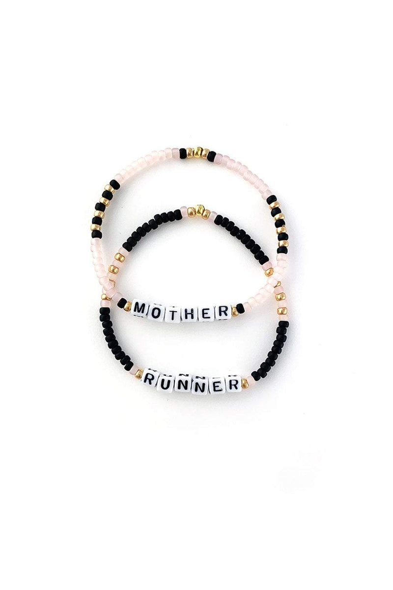 Mother Runner Bracelet - Sarah Marie Design Studio