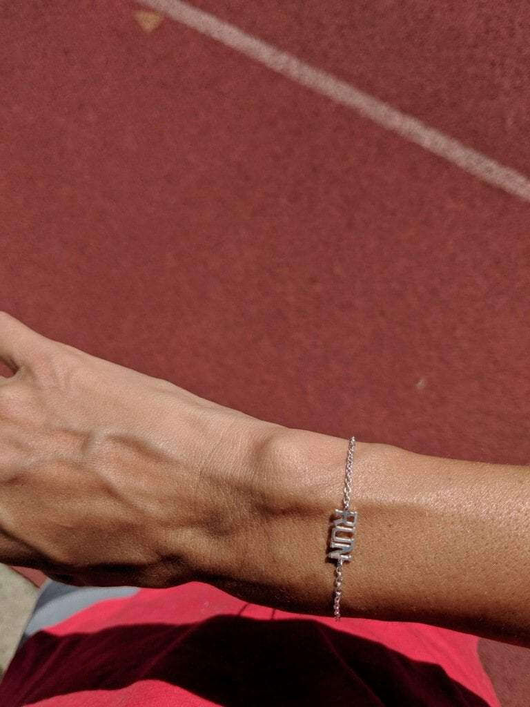 RUN Bracelet - Sarah Marie Design Studio