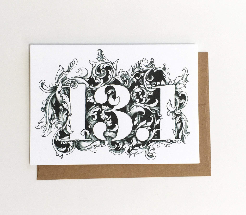 13.1 Card - Sarah Marie Design Studio