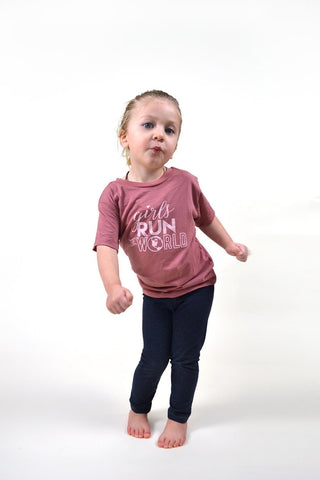 The Reason Mama Needs A Run Youth T-Shirt