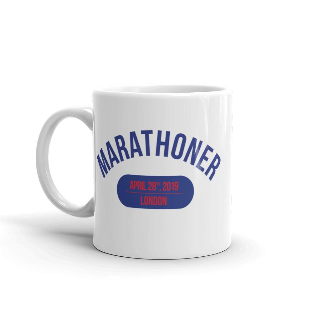 London Marathoner Mug - Sarah Marie Design Studio