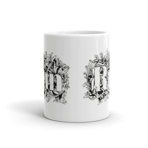 Run Mug - Sarah Marie Design Studio