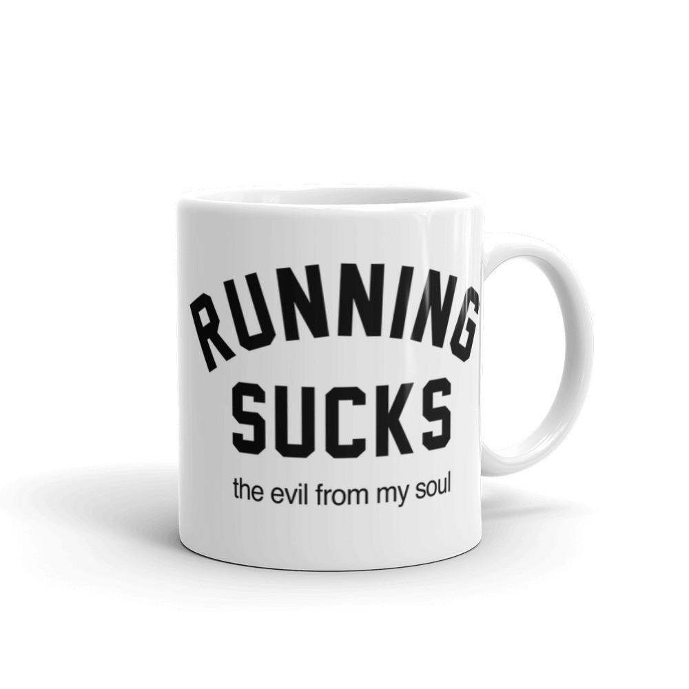 Running Sucks - Mug - Sarah Marie Design Studio
