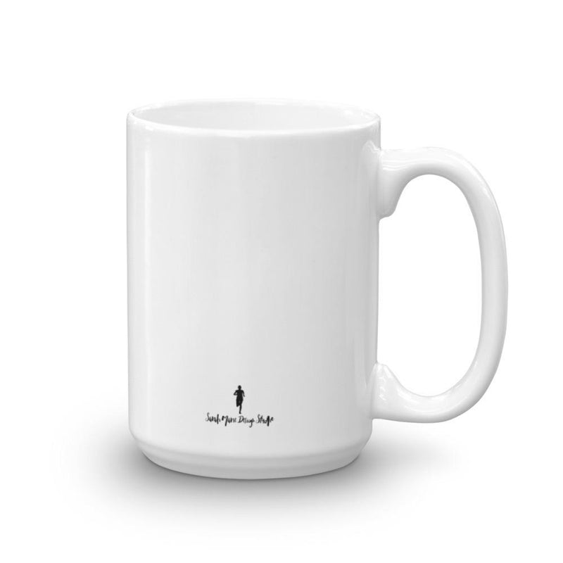 I came, I saw, I left early Mug - Sarah Marie Design Studio