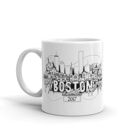 Los Angeles Marathon Mug