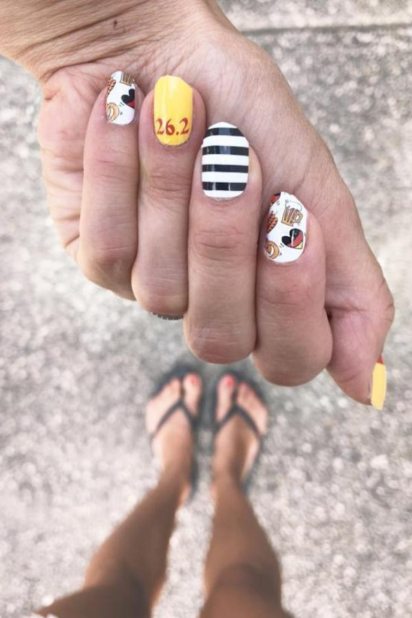 Berlin Nail Wraps - Sarah Marie Design Studio