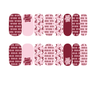 Will Run For Wine Nail Wraps - Sarah Marie Design Studio