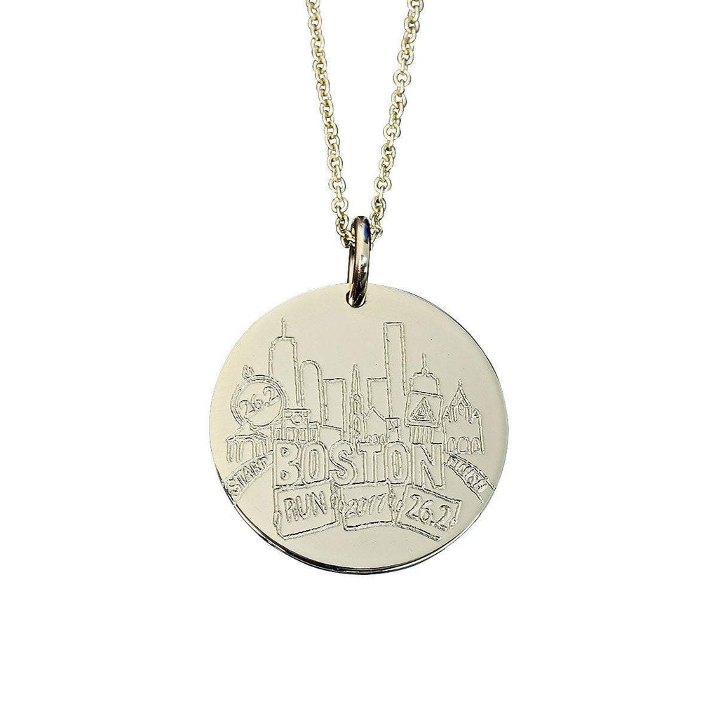Boston Necklace - Sarah Marie Design Studio