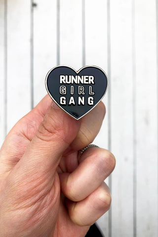 Run Like Hell Pin