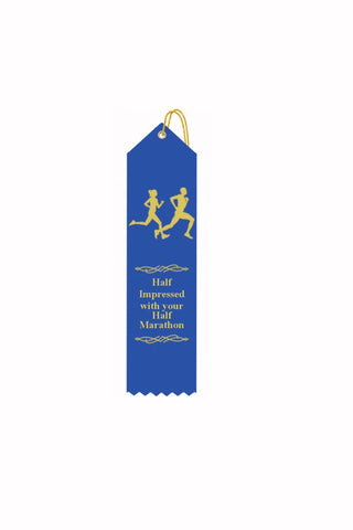 World's Okayest Runner Ribbon