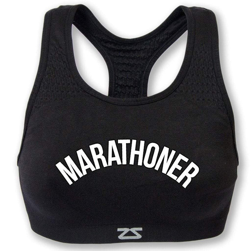 Marathoner Sports Bra - Sarah Marie Design Studio