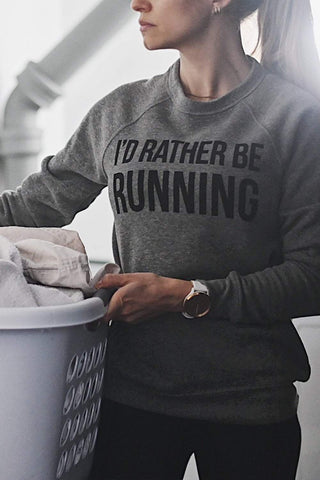 Run Like Hell Sweatshirt