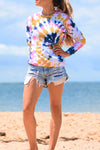 RUN Tie-Dye Sweatshirt
