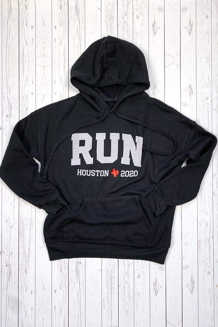 RUN HOUSTON 2020 Hoodie - Sarah Marie Design Studio