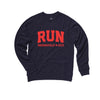 RUN Indianapolis 2019 Marathon 26.2 Sweatshirt