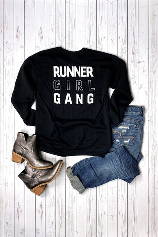 Run All The Miles, Pet All The Dogs Sweatshirt